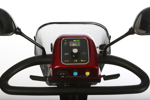 Merits Pioneer 4 S141 4-Wheel Mobility Scooter