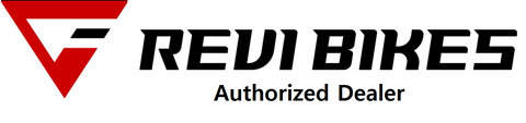 Revi Bike Authorized Dealer Logo