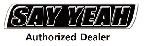 Say Yeah Authorized Dealer Logo
