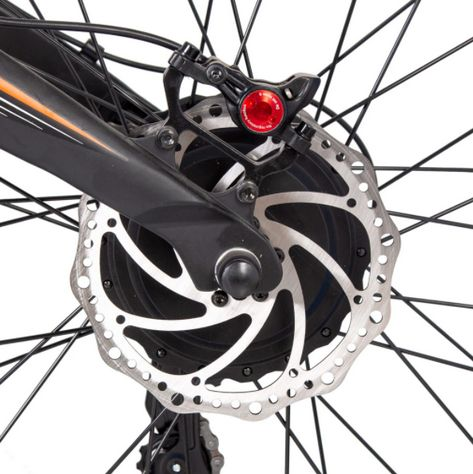 Ecotric Bison hydraulic disc brake