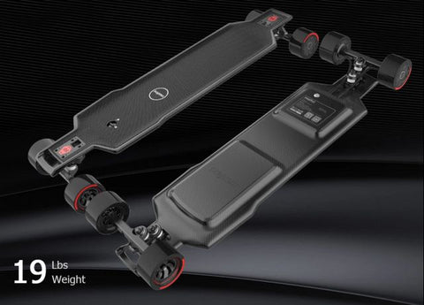 Image of Maxfind FF Electric Skateboard