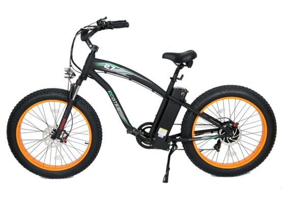 Ecotric Hammer 48V 1000W Electric Fat Tire Cruiser Bike