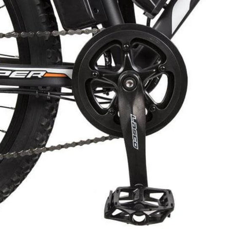 Ecotric Leopard pedal assist