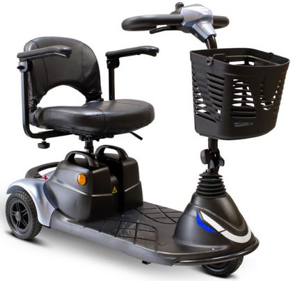 Image of EWheels EW-M40 Three Wheel Electric Mobility Scooter