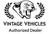 Vintage Vehicles Authorized Dealer Logo
