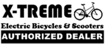 X-Treme Authorized Dealer Logo
