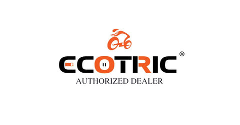 Ecotric authorized logo for Ride and Go Electrics