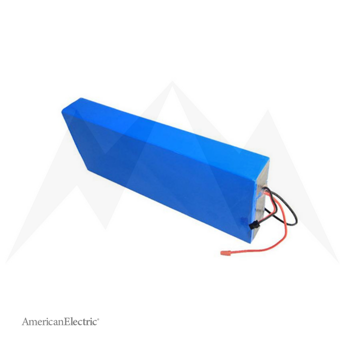 36V 12Ah Lithium-Ion Battery Pack-AELB005-Ride and Go Electrics