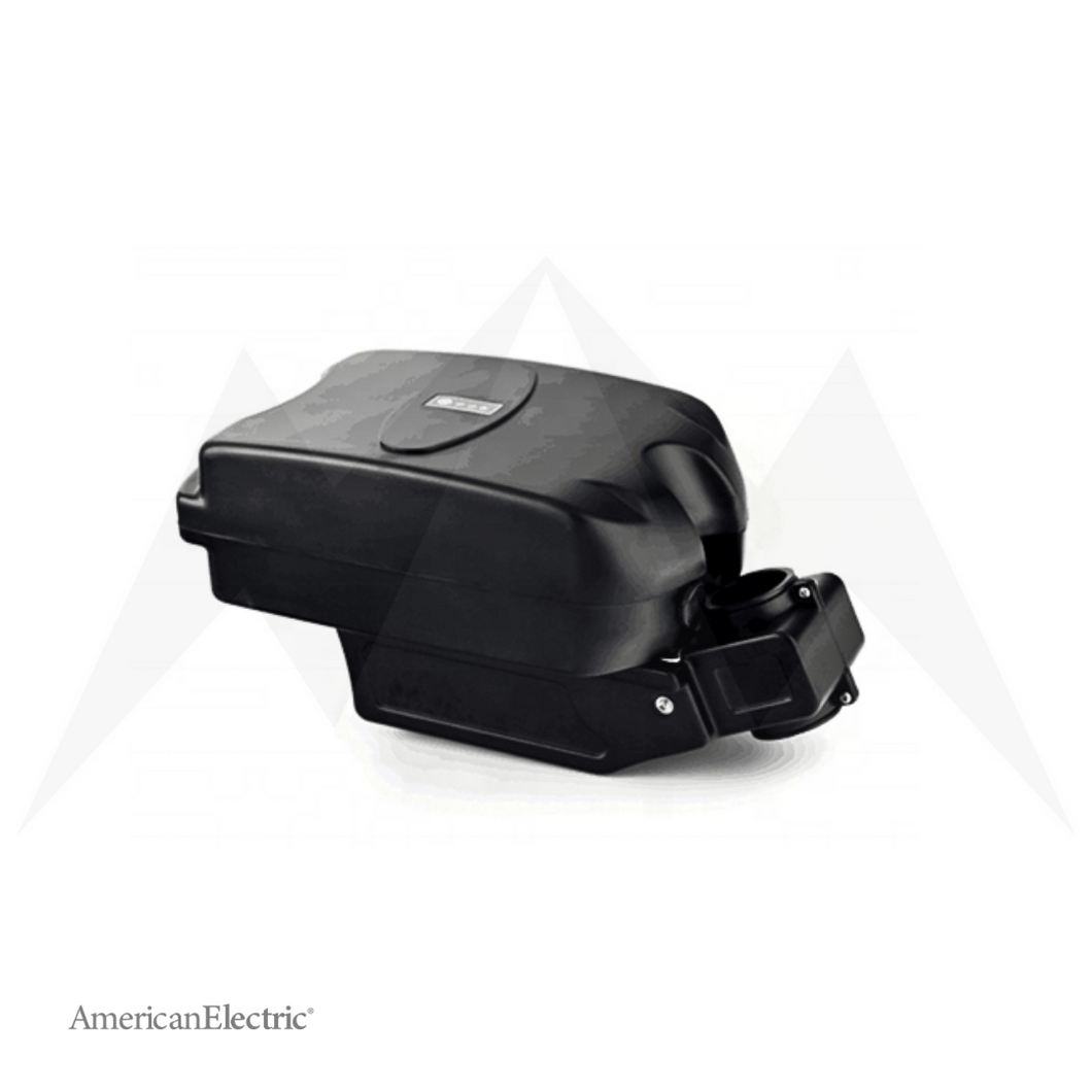48V 10Ah Lithium-Ion Battery Rear Rack E-Bike Bicycle-10AH-AELC007-Ride and Go Electrics