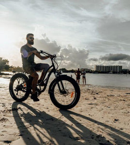 AmericanElectric Steller 2021 Fat Tire Electric Bike