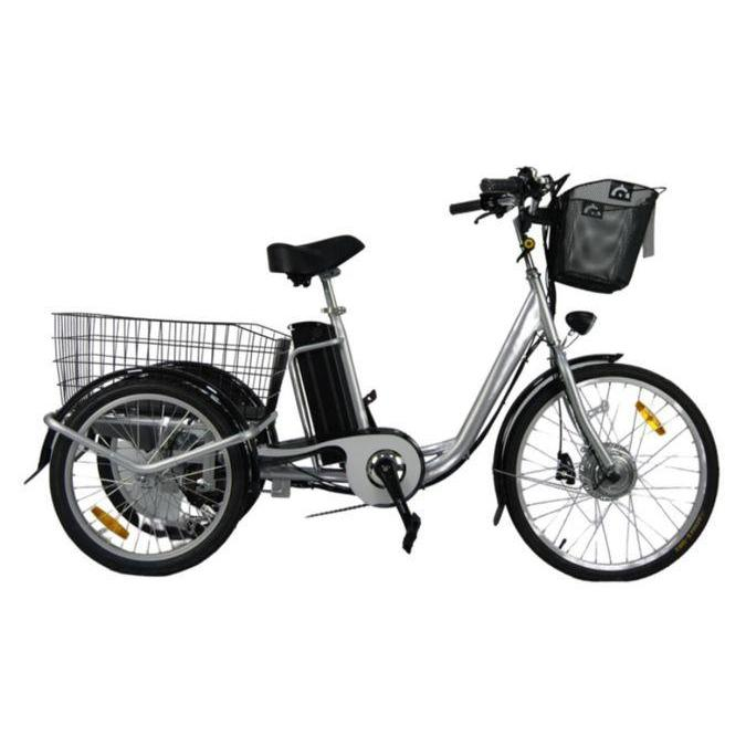 Anywhere Trike - Electric Adult Tricycle