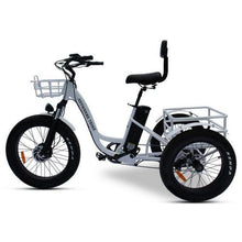 Load image into Gallery viewer, Anywhere Trike Fat Tire Electric Tricycle Rugged Edition
