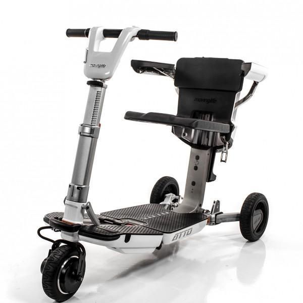 ATTO Mobility Scooter (white)