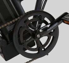 Load image into Gallery viewer, Ecotric Fat Tire Folding Electric Bike pedal