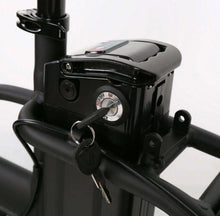 Load image into Gallery viewer, Ecotric Fat Tire Folding Electric Bike battery