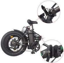 Load image into Gallery viewer, Ecotric Fat Tire Folding Electric Bike