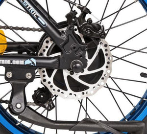 Ecotric Dolphin rear brake