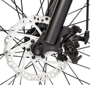 Ecotric Dolphin front brake