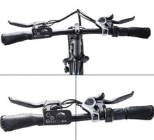 Load image into Gallery viewer, Ecotric Dolphin handlebar, throttle and shifter