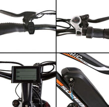 Load image into Gallery viewer, Ecotric Rocket handlebar, battery, throttle and shifter