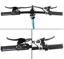 Load image into Gallery viewer, Ecotric Starfish handlebar, throttle and shifter