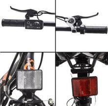 Load image into Gallery viewer, Ecotric Starfish throttle, shifter, headlight and rear reflector