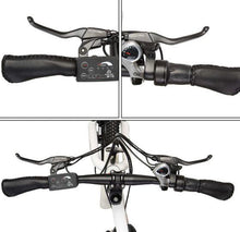 Load image into Gallery viewer, Ecotric Vortex handlebar, throttle, shifter and LED display