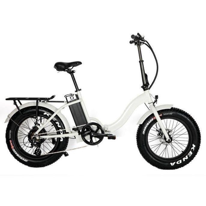 Eunorau E-Fat-Step 500w Tire Step-Thru Folding Electric bike