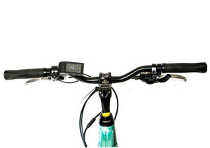 Eunorau E-Torque Step-Thru Electric Bike handlebar