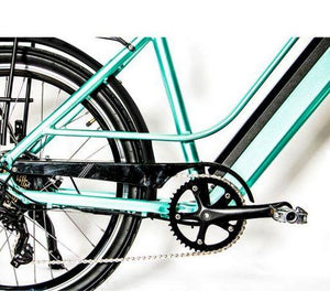 Eunorau E-Torque Step-Thru Electric Bike