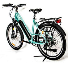 Load image into Gallery viewer, Eunorau E-Torque 36V 350W Step-Thru Electric Bike (green)