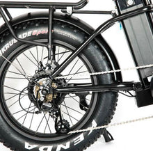 Load image into Gallery viewer, Eunorau Fat-MN motor and rear rack