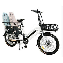 Load image into Gallery viewer, Eunorau Max-Cargo Electric Cargo Bike with basket kit