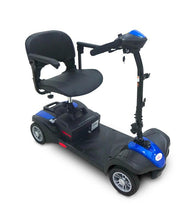 Load image into Gallery viewer, EV Rider MiniRider Lite WT-T4DKC Mobility Scooter (blue)