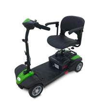 Load image into Gallery viewer, EV Rider MiniRider Lite WT-T4DKC Mobility Scooter (green)