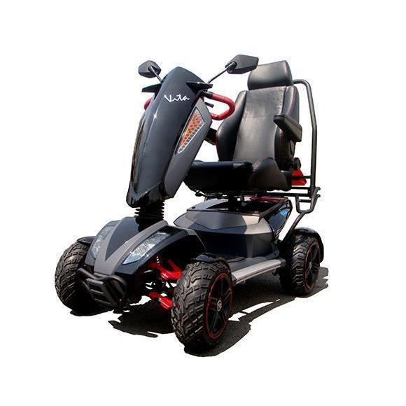 EV Rider S12X Vita Monster Mobility Scooter