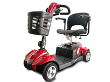 Load image into Gallery viewer, EV Rider WT-T4D CityCruzer Mobility Scooter (red)