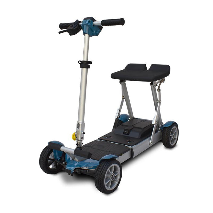 EV Rider WT-T4Q Gypsy Folding Mobility Scooter (blue)