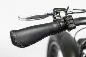 left handle control of BAM EW-SUPREME Electric Mountain Bike