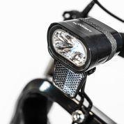 Front LED light of Image of BAM EW-SUPREME Electric Mountain Bike