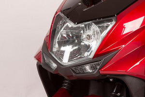 headlight of EW-10 Sport 3-Wheel Scooter