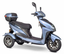 Load image into Gallery viewer, EWheels EW-10 Sport 3-Wheel Scooter (blue)