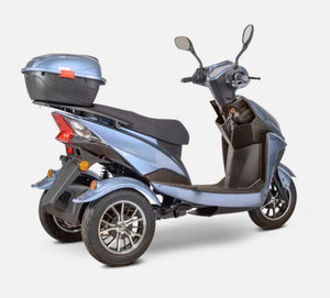 EWheels EW-10 Sport 3-Wheel Scooter (blue)