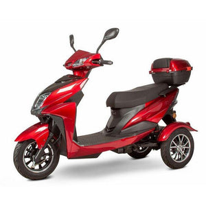 EWheels EW-10 Sport 3-Wheel Scooter (red)