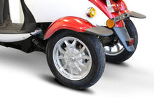 Load image into Gallery viewer, rear wheels of EW-11 Three Wheel Euro Style Electric Scooter