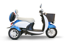 Load image into Gallery viewer, EWheels EW-11 Three Wheel Euro Style Electric Scooter (blue)