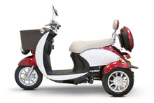 Load image into Gallery viewer, EWheels EW-11 Three Wheel Euro Style Electric Scooter (red)