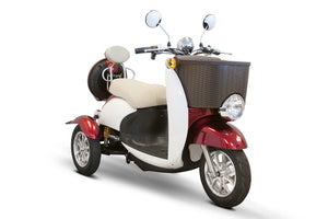 EWheels EW-11 Three Wheel Euro Style Electric Scooter (red)