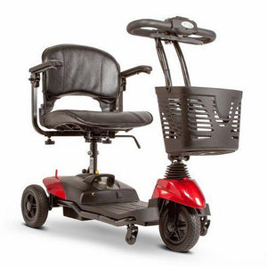 EWheels EW-M33 3-Wheel Lightweight Travel Scooter--Ride and Go Electrics