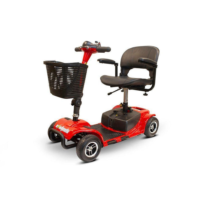 EWheels EW-M34 Portable Mobility Scooter (red)